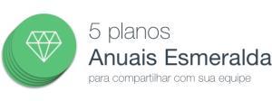 5 Planos Esmeralda
