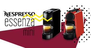 Cafeteira Nespresso Essenza Mini